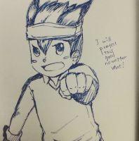 Goalkeeper Spirit! by ZANNA-Nezuko