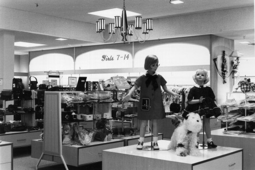 Miller And Paine Department Store Nebraska 1964