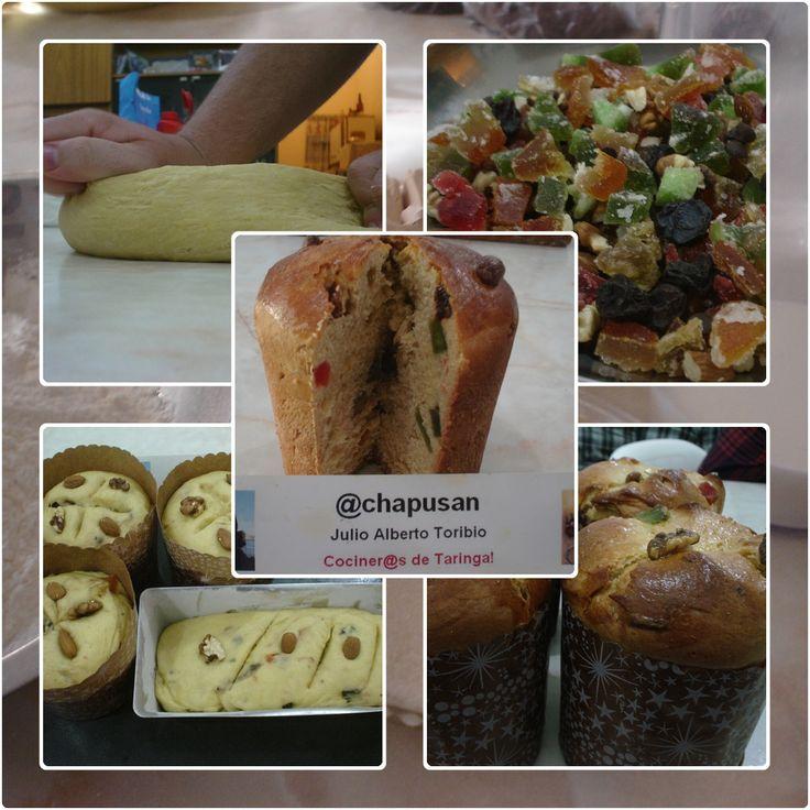 Pan dulce artesanal - Fotoreceta - Taringa!