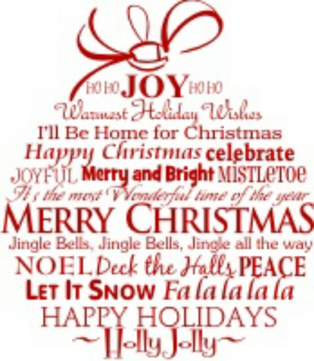 Merry Christmas Sayings And Quotes. QuotesGram