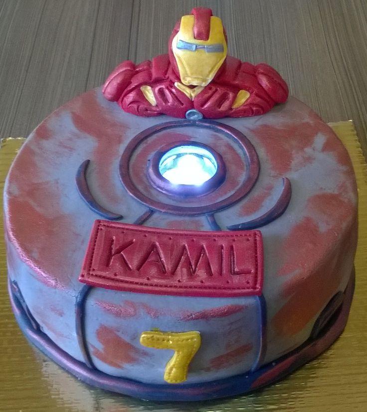 Tort urodzinowy dla Kamila