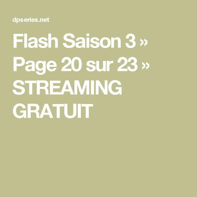 Flash Saison 3 » Page 20 sur 23 » STREAMING GRATUIT