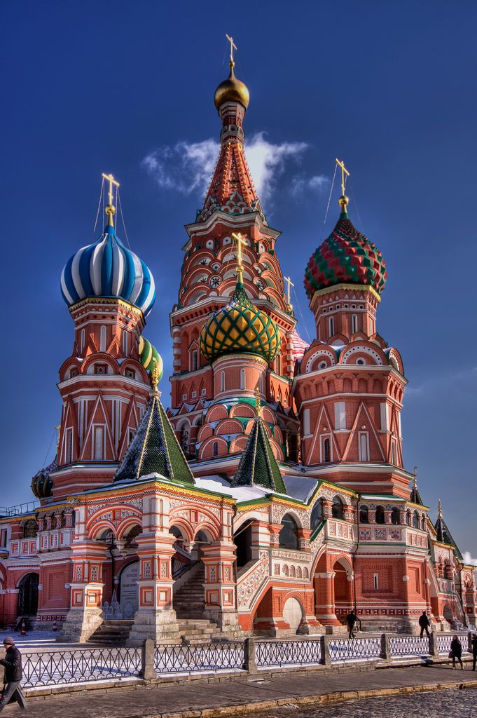 St Basil's Cathedral [Explored]   by -- Roger Nichol