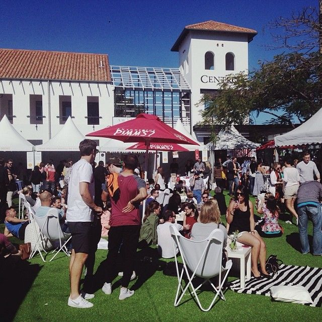 Urban Picnic at James Street Food and Wine Festival