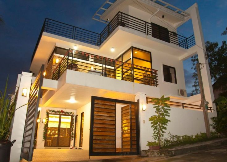 19 best images about dream houses on pinterest house for Modern houses in philippines