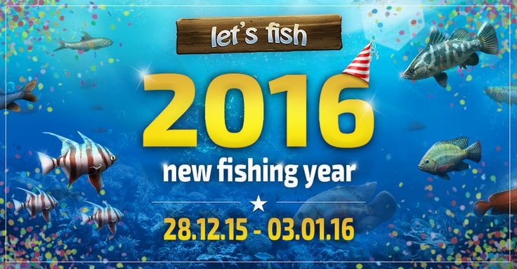 New Fishing Year http://wp.me/p3xnRX-8v #letsfish