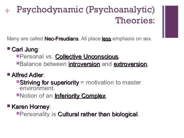 compare sigmund freud and karen horney Karen danielsen horney horney was a powerful critic of freudian theory who,  among other things, stressed socio-cultural influences on personality.