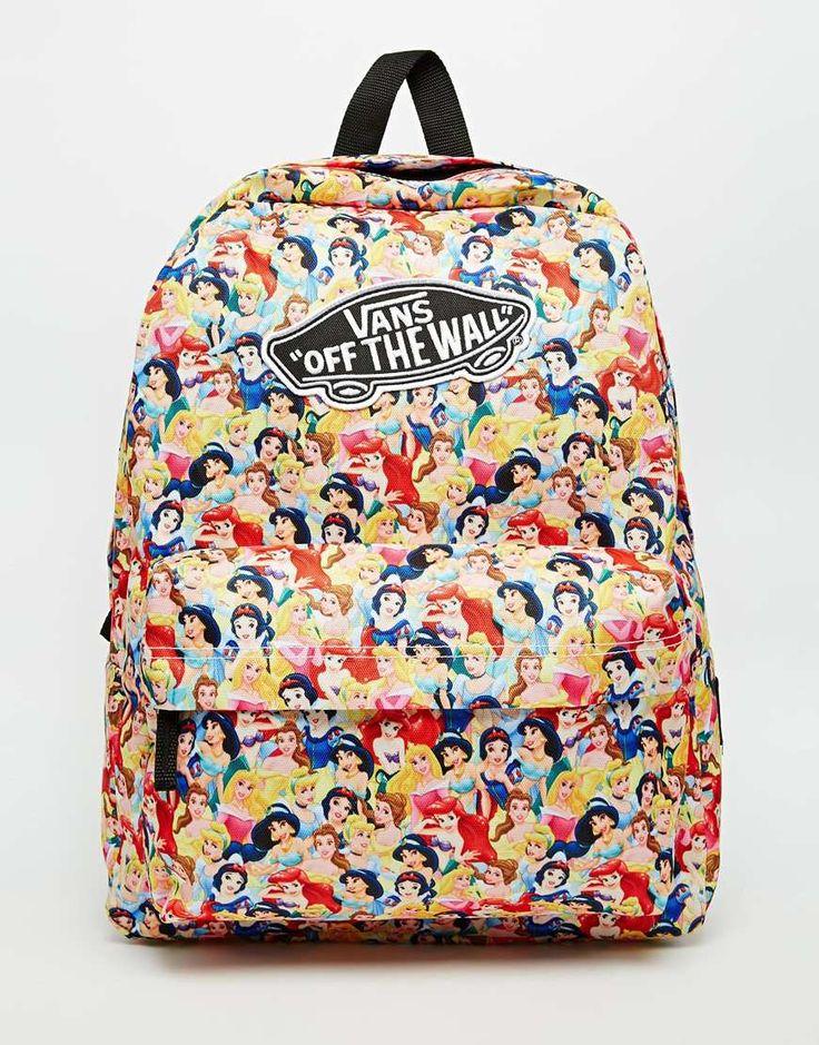 Vans x Disney Princess Backpack. Everything Vans and ...