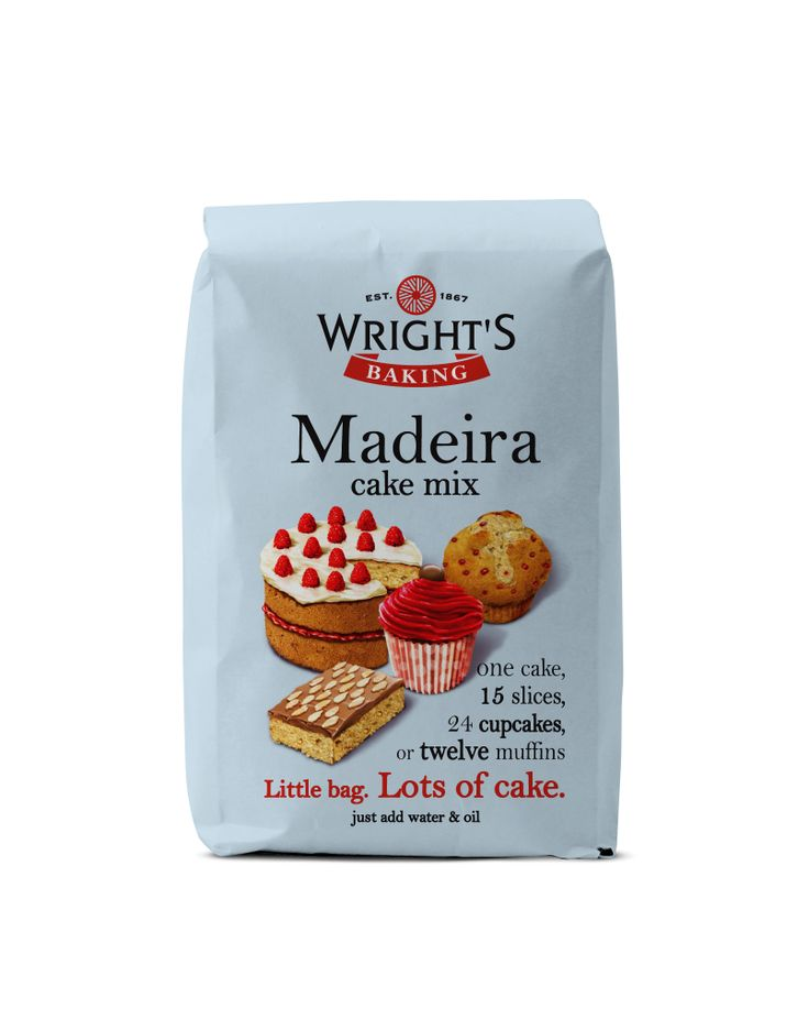 Classic Simple And Delicious Our Madeira Cake Mix Is Perfect For All Occasions