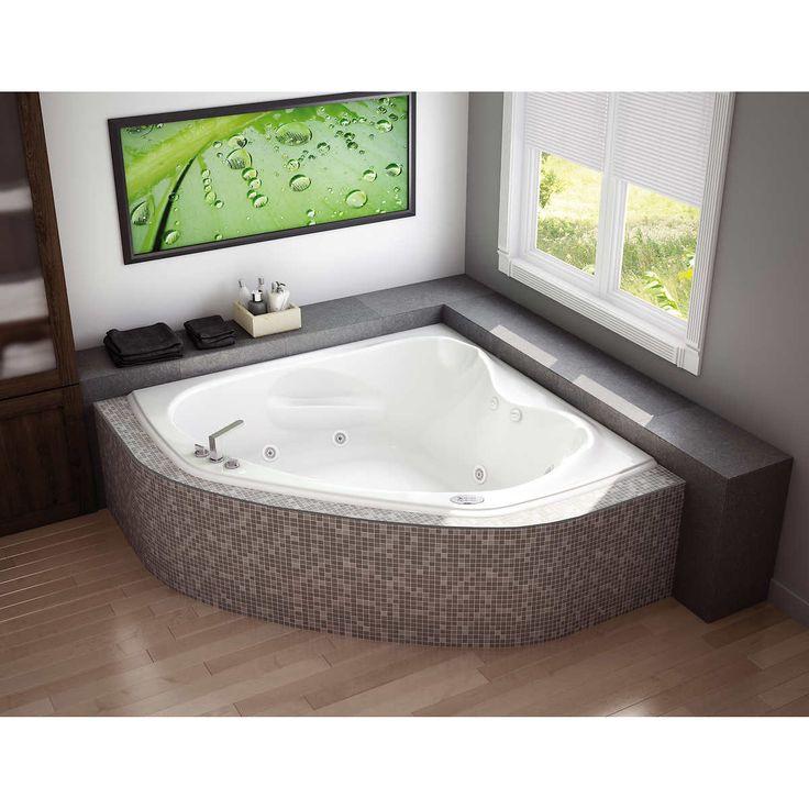 Jacuzzi Bathroom, Corner Tub And Jacuzzi Tub Decor