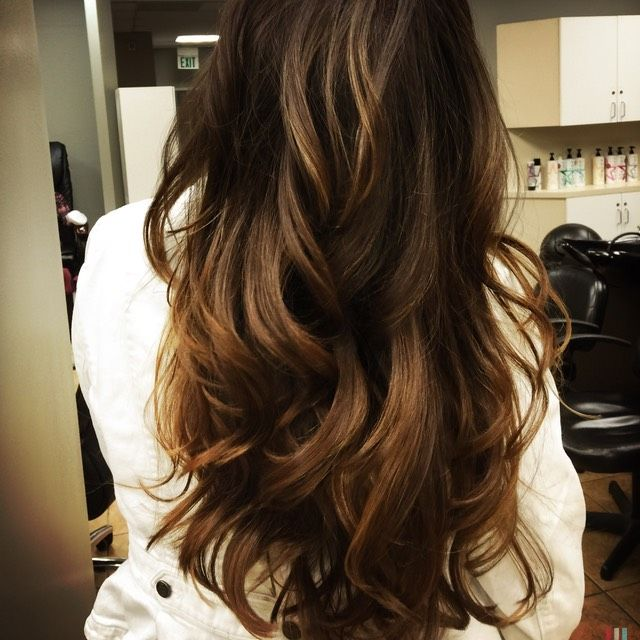 1000 Ideas About Sun Kissed Highlights On Pinterest  Balayage Highlights A