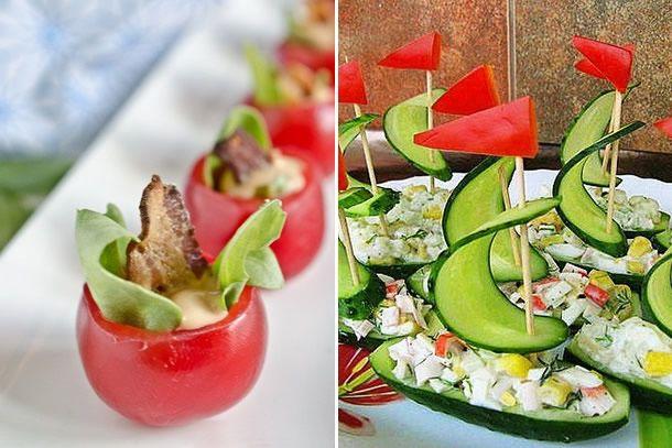 5 maneiras de servir finger food - dicas we share ideias