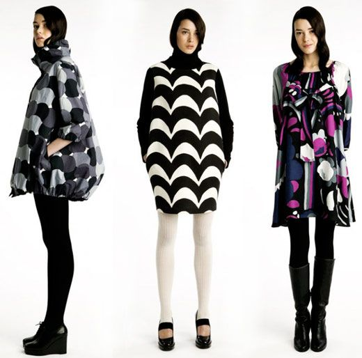 I love everything that marimekko makes, especially women's clothing