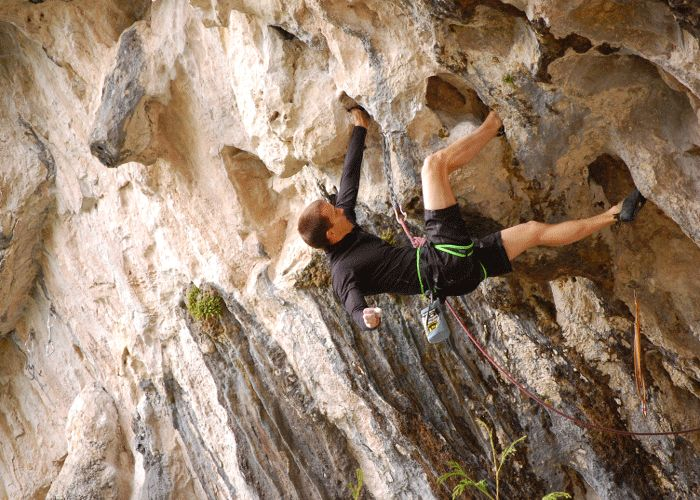 How to Rock Climb | Sports And Outdoors Tips
