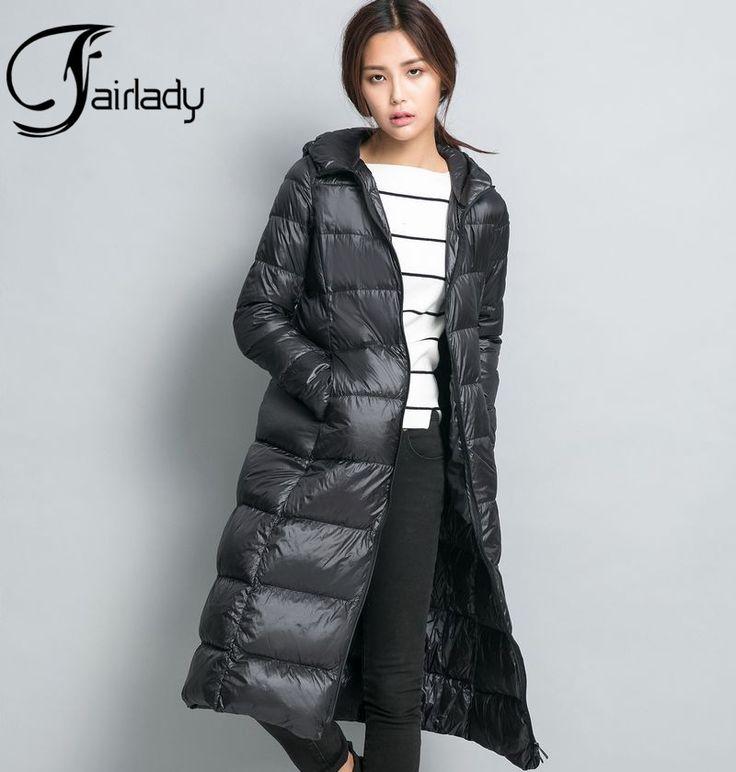 European Grand Prix 2015 new winter coat thin elongated female models down jacket brand jacket wholesale QY15101305
