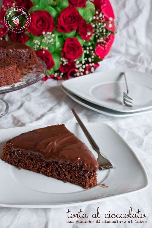 ricetta semplice fotografata e descritta passo passo per una torta al cioccolato di grande effetto e di sicuro successo!