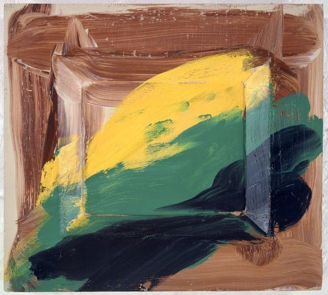 Howard Hodgkin | Chintz (2002 -2003) | Artsy