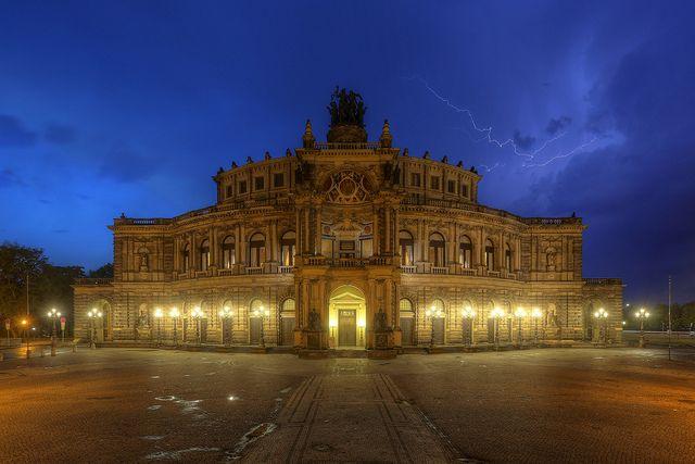 Electrified Opera - Semper Oper Dresden