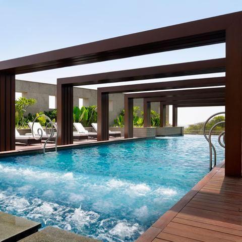 Pool... Hirsch Bedner Associates - Portfolio