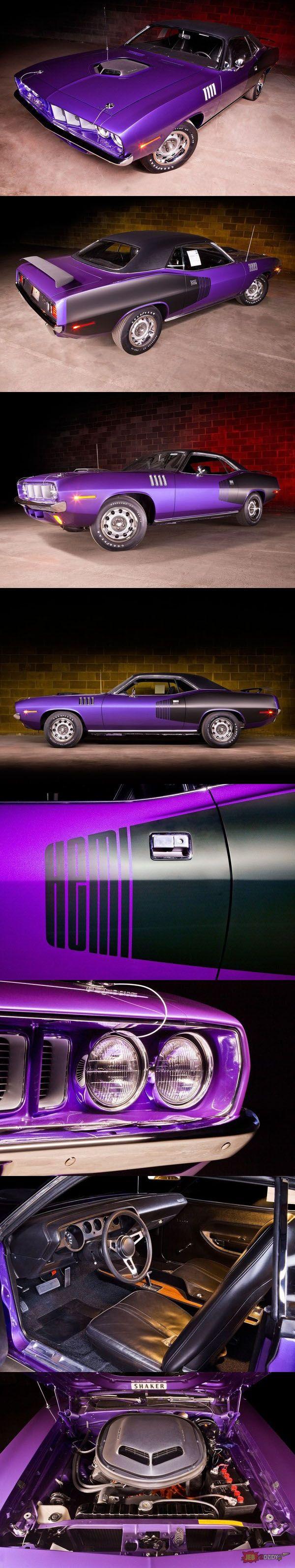 1971 Plymouth Hemi 'Cuda