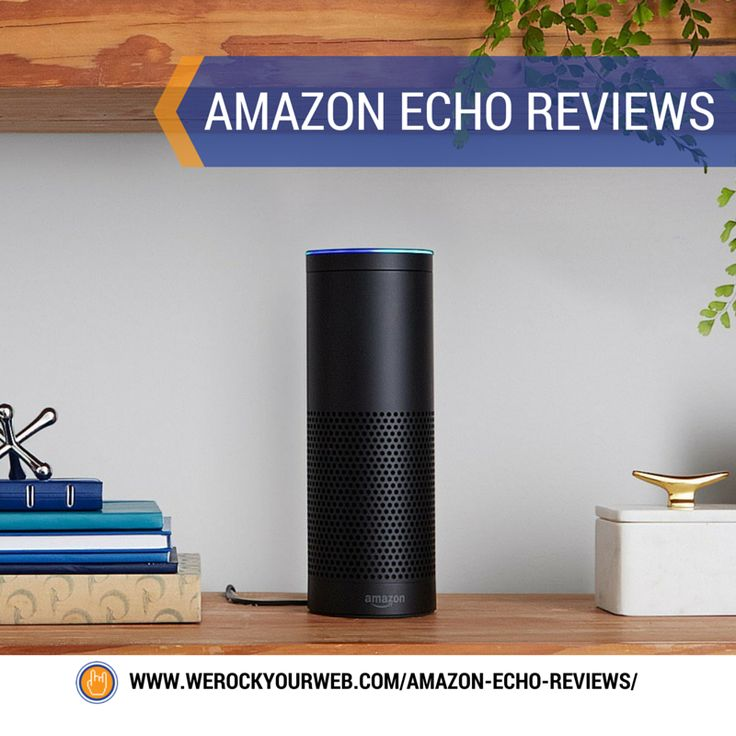 Amazon Echo Reviews: Alexa, What Can You Do for Me?