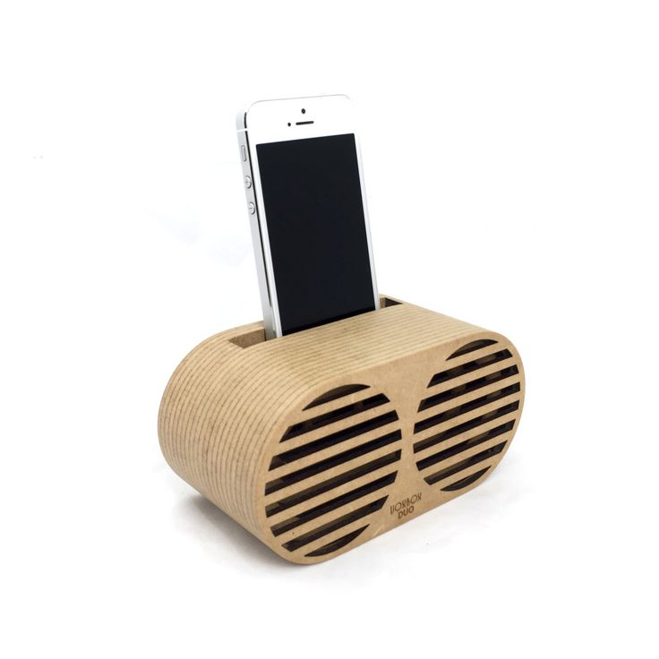 25 Diy Bunk Beds With Plans: Smartphone Wooden Amplifiers