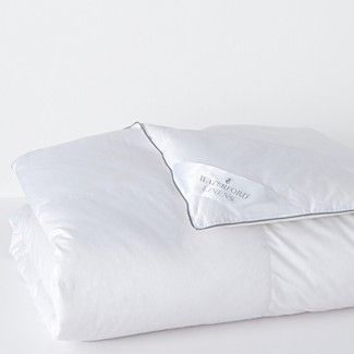 Waterford Heritage Down White Comforter, Queen | Bloomingdale's
