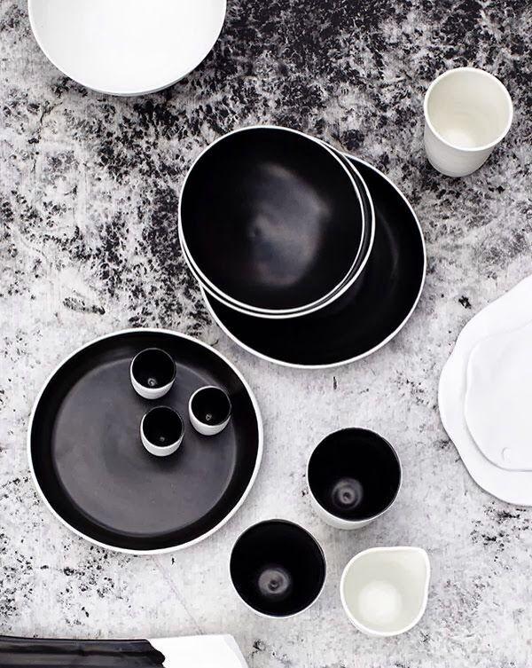 Ceramics in Black and White | Andrei Davidoff