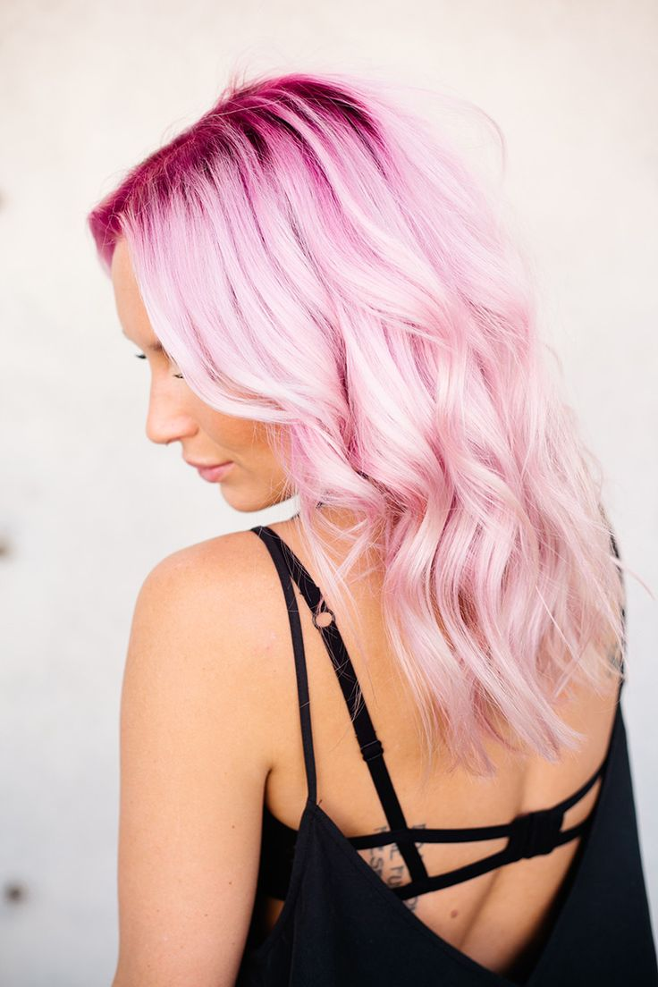 Best 25 Light Pink Hair Ideas On Pinterest Pastel Pink