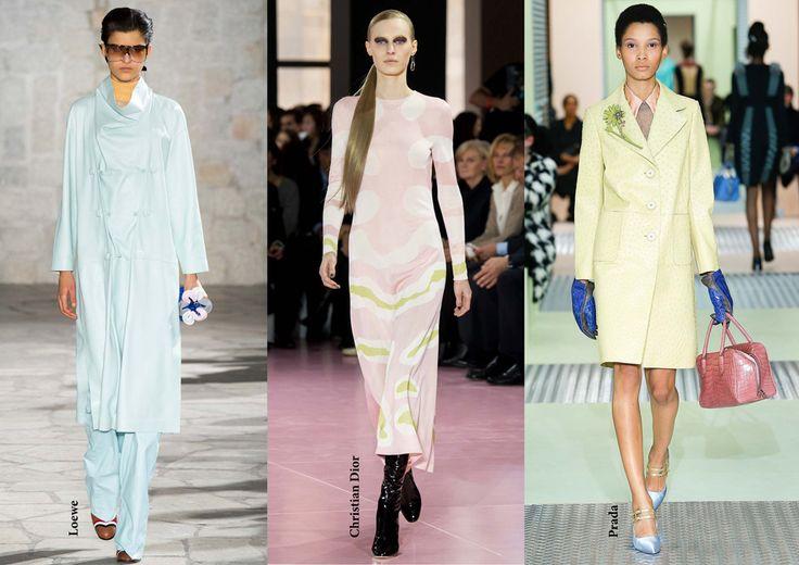 FW15 trends / Marshmallow colors / Női divat 2015 ősz tél / Cukorka színek