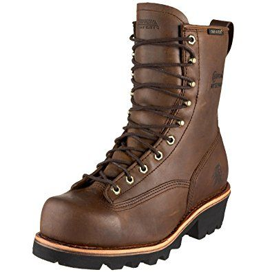 2333e33f72b0 Chippewa Men s 73101 8″ Lace-To-Toe Logger Waterproof Boot Review ...