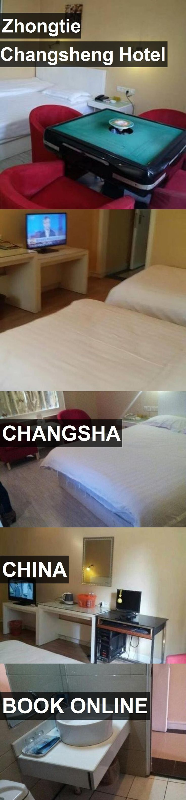 Hotel Zhongtie Changsheng Hotel in Changsha, China. For more information, photos, reviews and best prices please follow the link. #China #Changsha #ZhongtieChangshengHotel #hotel #travel #vacation
