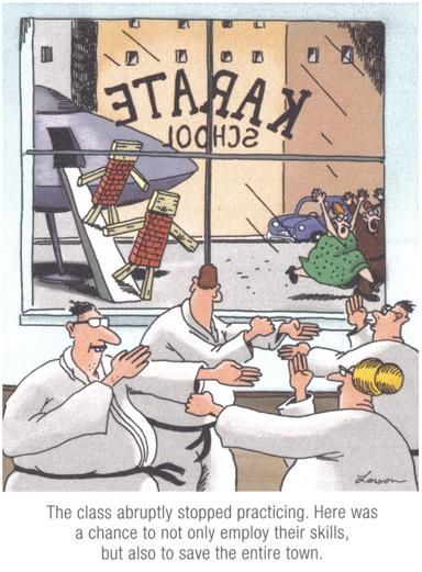 The Far Side - One of the best two comics in the world.