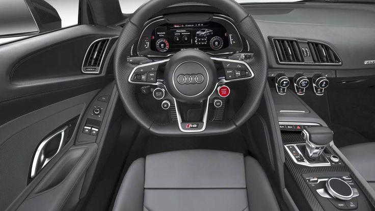 Photo: 2017 Audi R8 Plus Photo 26