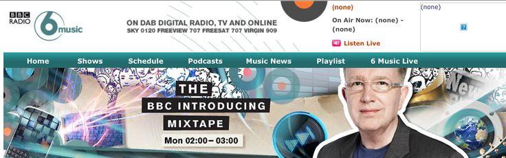 #BBCRadio6Music #Radio #Taliia http://www.bbc.co.uk/programmes/b042qwh6