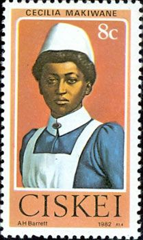 Article: Stamps Commemorating Nursing