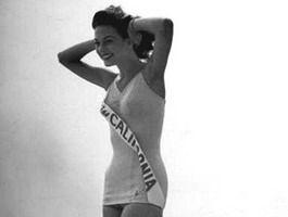 Miss America 1946 Marilyn Buferd  Los Angeles, California