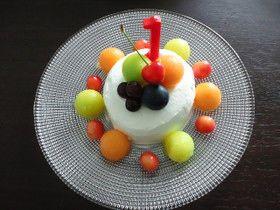 【レシピ&画像】1歳でも食べられる手作り誕生日(バースデー)ケーキ - NAVER まとめ
