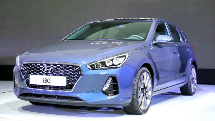 Hyundai's new i30 is America's new Elantra GT