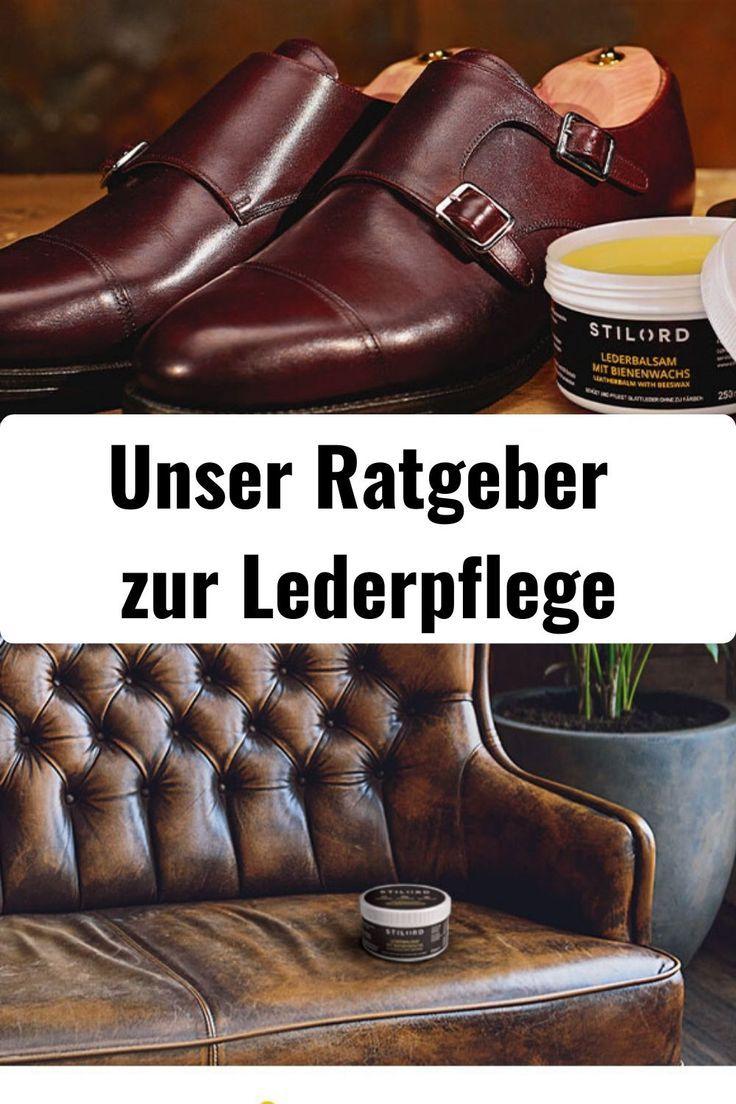 Lederpflege Leicht Gemacht Lederpflegebalsam Von Stilord Lederpflege Leder Ledertasche