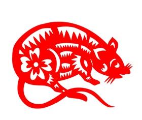 Chinesische Tierkreiszeichen: Die Ratte ist intelligent, selbstbewusst und arbeitet hart für ihre Ziele...