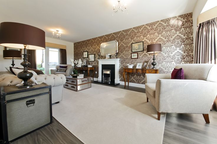 Spacious living spaces are perfect for socialising with friends http://bit.ly/1uUV95I