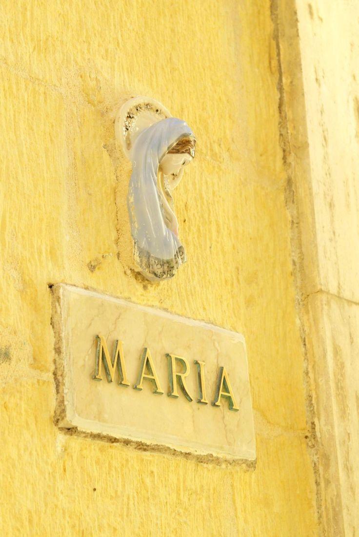 #Victoria #Gozo #Malta #Maria