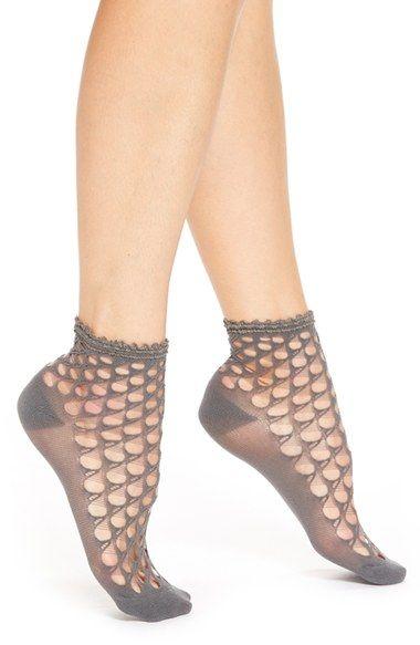 Chelsea28 Open Weave Anklets available at #Nordstrom