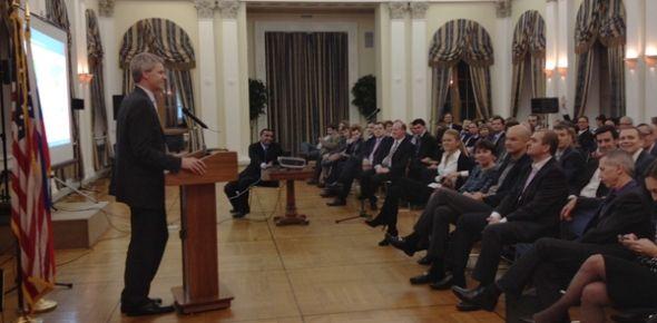 U.S. Embassy in Moscow Examines Attitudes on Entrepreneurship