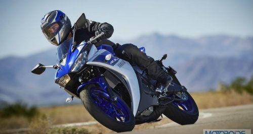 Yamaha YZF-R3 cho đặt hàng trước giá 103 triệu đồng