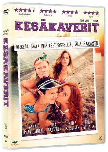 Kesäkaverit (DVD)