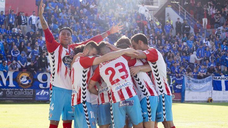 Joselu incendia la pelea por el playoff de ascenso - AS.com http://futbol.as.com/futbol/2017/04/16/segunda/1492327031_035556.html
