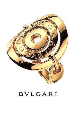 Bvlgari ~ A Fabulous Casual Ring ~