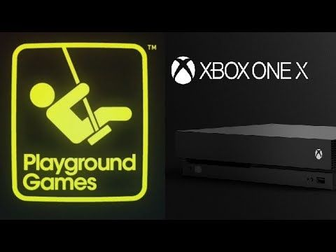 Playground Games Is Working On New Xbox One Open World Game